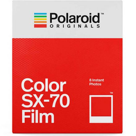 POLAROID COLOR FILM SX-70 (004676)