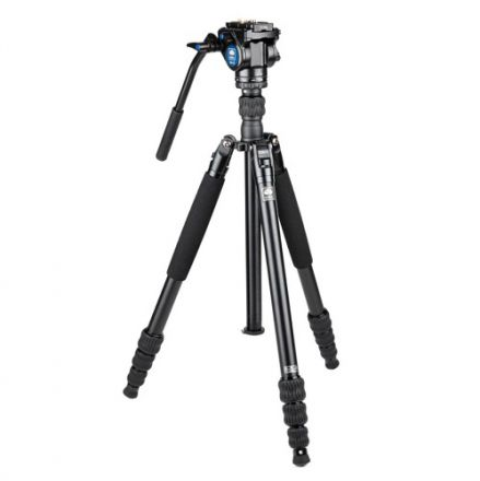 SIRUI Traveler VA - Aluminium tripod / monopod with video head VA-5