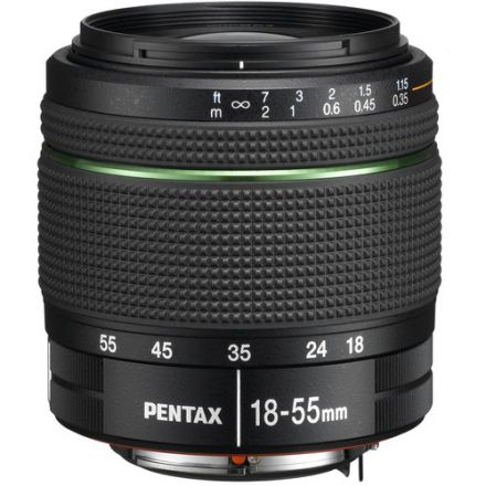 Pentax DA 18-55mm f/3.5-5.6 AL WR Zoom Lens Bulk