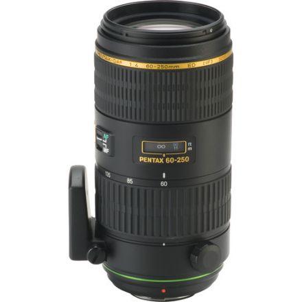 Pentax Zoom Telephoto 60-250mm f/4 ED DA* SDM Lens