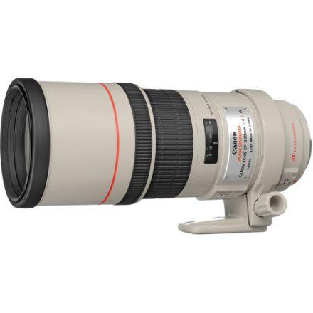 Canon EF 300mm f/4L IS USM Σε 12 Άτοκες Δόσεις