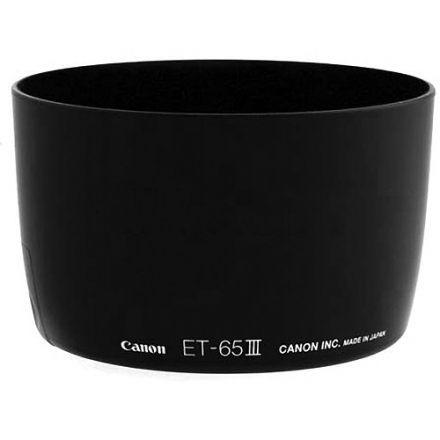 Canon ET-65III Lens Hood for EF 85mm f/1.8, 100mm f/2.0, 135mm f/2.8 SF & 100-300mm f/4.5-5.6