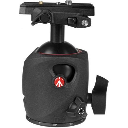 Manfrotto 057 Magnesium Ball Head with 501PL Quick Release Plate