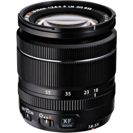 FUJIFILM XF 18-55mm f/2.8-4 R LM OIS (Used)