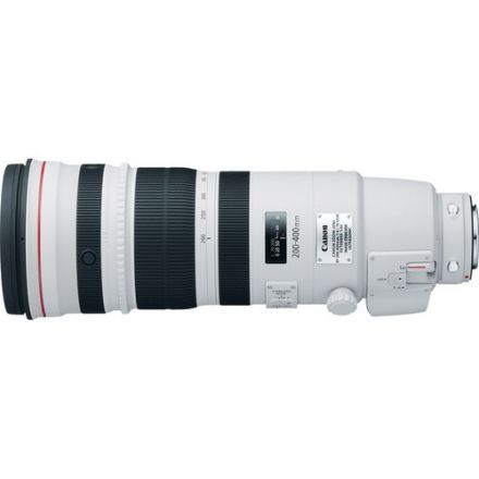 Canon EF 200-400mm f4L IS USM with Internal 1.4x Extender