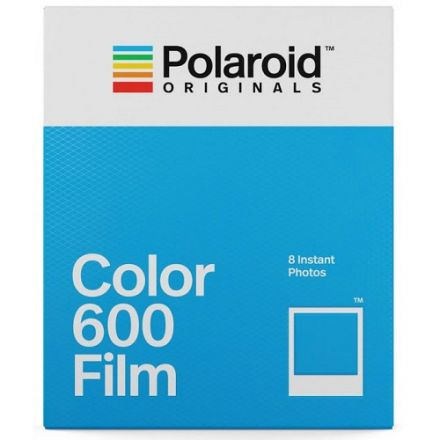 Polaroid Color 600 Instant (8 Exposures)