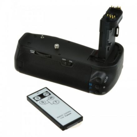 JUPIO BATTERY GRIP FOR CANON EOS 6D MKII (BGE21)(WITH RC)