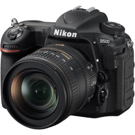 Nikon D500 Kit AF-S DX Nikkor 16-80mm ED VR