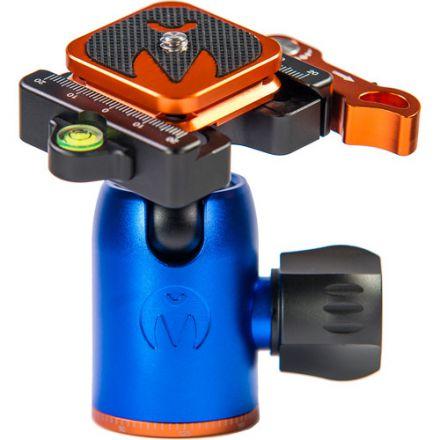 3 Legged Thing Equinox AirHead Switch (Blue/Orange)