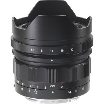 Voigtlander 12mm f/5.6 Ultra Wide-Heliar Aspherical III Lens for Sony E