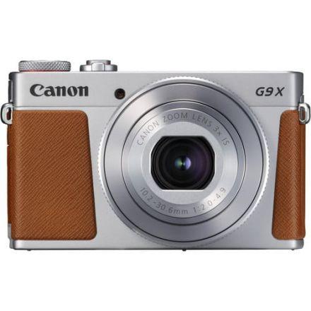 Canon PowerShot G9 X Mark II (Silver)(με Cashback 20€)