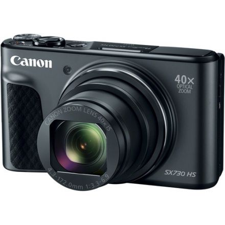 Canon PowerShot SX730 HS Digital Camera (Black) με Canon Θήκη και Joby Gorillapod