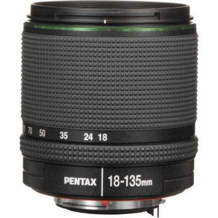 Pentax SMC DA 18-135mm F/3.5-5.6 ED AL (IF) DC WR Lens Bulk