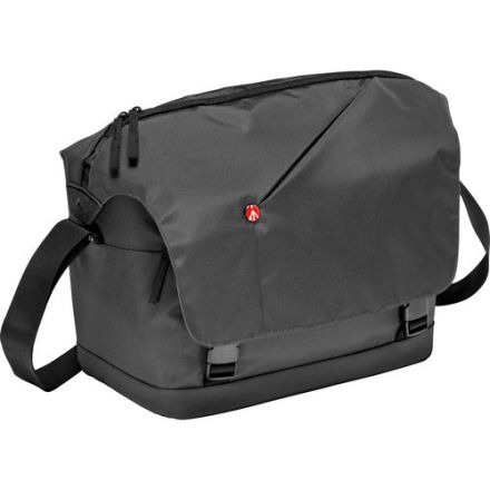 Manfrotto NX Messenger Camera Bag for DSLR/CSC (Gray V2)