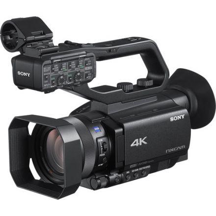 Sony HXR-NΧ80E 4K Handheld Camcorder