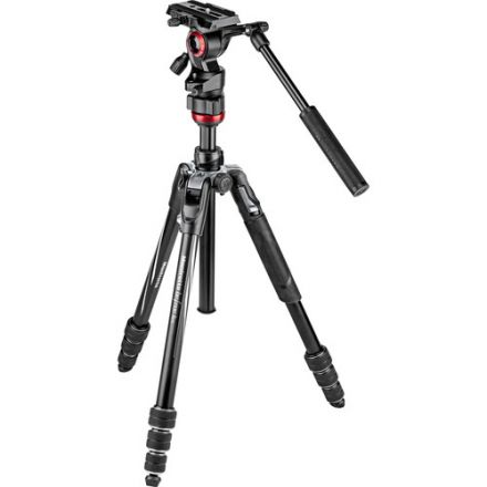 Manfrotto Befree Live Aluminum (Video) MVKBFRT-LIVE