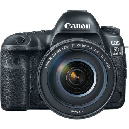 Canon EOS 5D Mark IV Kit EF 24-105mm f/4L IS II USM