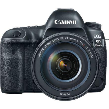 Canon EOS 5D Mark IV Kit EF 24-105mm f/4L IS II USM (με Cashback 200€)