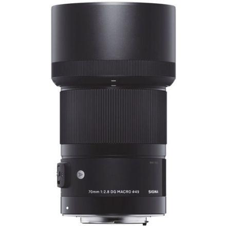 Sigma 70mm f/2.8 DG Macro Art Lens for Sony E (Used)