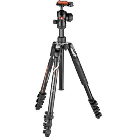 Manfrotto Befree Advanced Travel Aluminum Tripod with 494 Ball Head (Sony Alpha Edition)