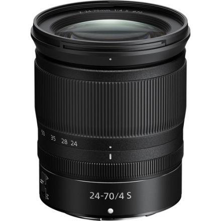 Nikon Nikkor Z 24-70mm f/4 S (Bulk)