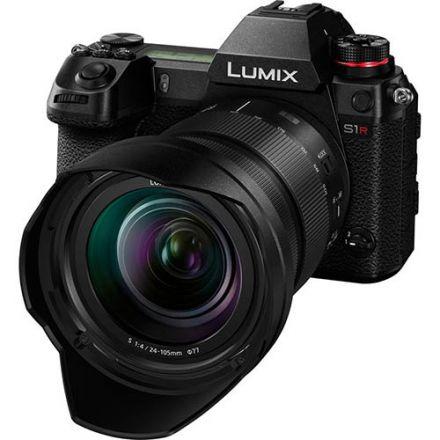 Panasonic Lumix DC-S1R Kit Lumix S 24-105mm f/4 Macro O.I.S