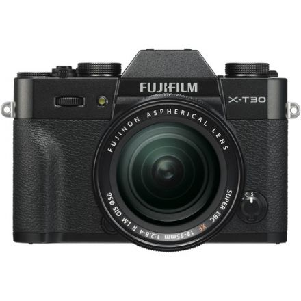 Fujifilm X-T30 Kit Fujifilm XF 18-55mm R LM OIS (Black)