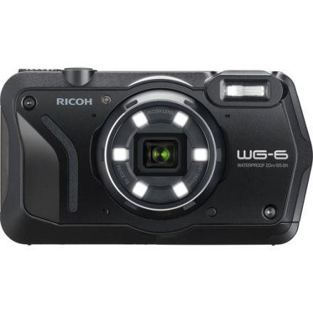 Ricoh WG-6 (Black)