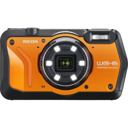 Ricoh WG-6 (Orange)