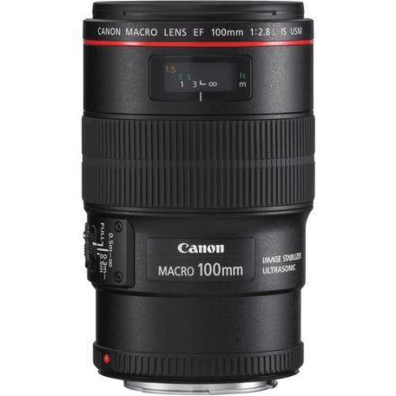 Canon EF 100mm f/2.8L Macro IS USM (Used)