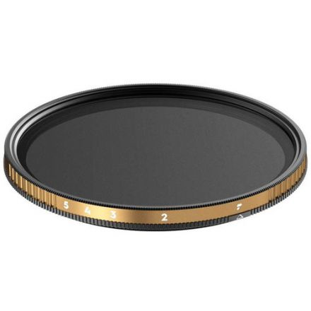 PolarPro 67mm Peter McKinnon Edition Variable Neutral Density 0.6 to 1.5 Filter (2 to 5-Stop)