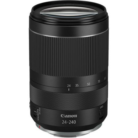Canon RF 24-240mm f/4-6.3 IS USM (Used)