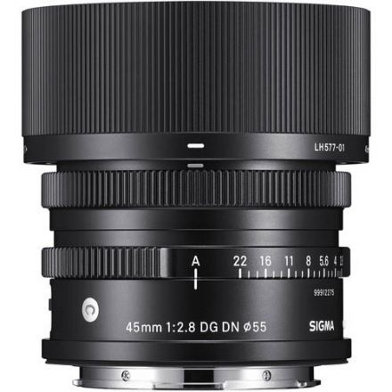 Sigma 45mm f/2.8 DG DN Contemporary Lens for Leica L (Used)