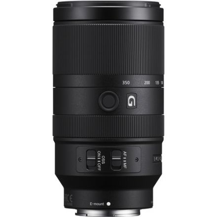 Sony E 70-350mm f/4.5-6.3 G OSS (CashBack -50)