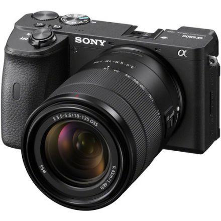 Sony Alpha a6600 Kit 18-135mm f/3.5/5.6 OSS (CashBack -150€)