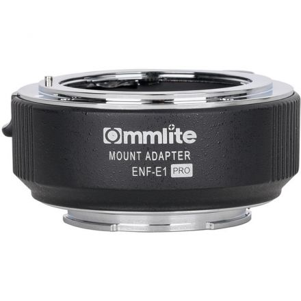 Commelite Electronic Adapter Nikon Lens To Sony E-Mount (Used)
