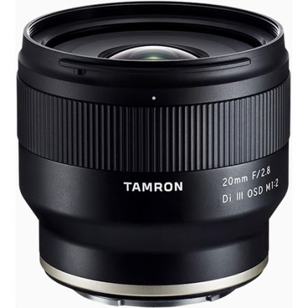 Tamron 20mm f/2.8 Di III OSD M 1:2 Lens for Sony E