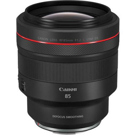 Canon RF 85mm f/1.2L USM σε 12 Άτοκες Δόσεις