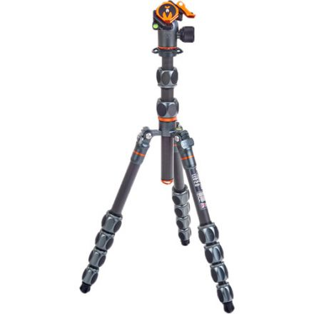 3 Legged Thing Leo 2.0 with AirHed Pro Lever Ball Head (Grey)