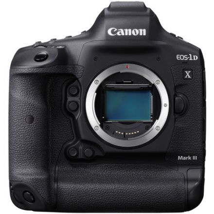 Canon EOS 1D X Mark III Body με CFexpress Card και Card Reader