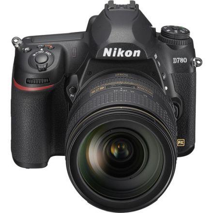 Nikon D780 Kit AF-S Nikkor 24-120mm f/4G ED VR
