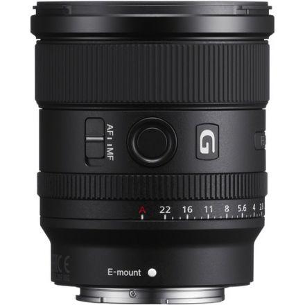 Sony FE 20mm f/1.8 G (CashBack -100)