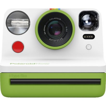 Polaroid Now Instant Film (Green)