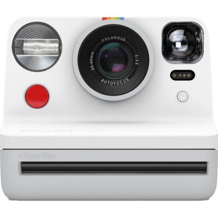 Polaroid Now Instant Film (White)