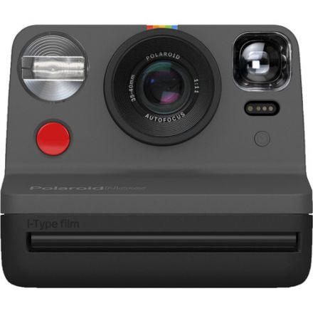 Polaroid Now Instant Film (Black)