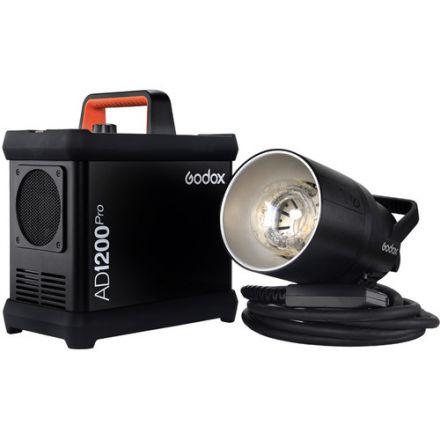 Godox Wistro AD1200PRO Kit – TTL 1200ws Studio Flash Kit
