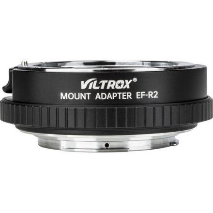 Viltrox EF-R2 Canon EF Lens to Canon RF Camera Mount Adapter