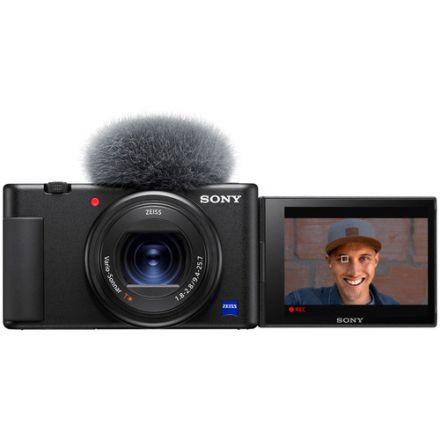 Sony ZV-1 Camera και Sony GP-VPT2BT Wireless Shooting Grip
