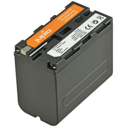 Jupio NP-F970 Lithium-Ion Battery Pack (7.2V, 7400mAh)