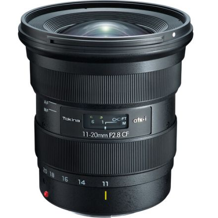Tokina atx-i 11-20mm f/2.8 CF Lens for Canon EF